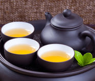 Tea ceremony Stock Image