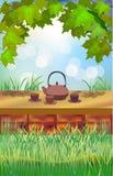 Tea ceremony. Royalty Free Stock Photo