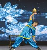 Tea ceremony in Huanglongxi,chengdu,china Stock Images
