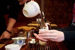 Tea ceremony. Stock Photography