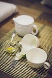Tea ceremony Stock Photo