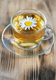 Tea with chamomile Royalty Free Stock Image
