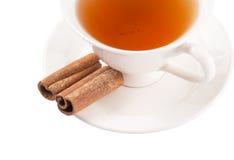 Tea And Cinnamon IV Royalty Free Stock Image