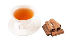 Tea And Cinnamon VI Royalty Free Stock Photography