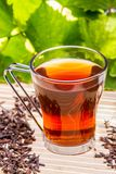 Tea with cloves Royalty Free Stock Images