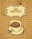 Tea or coffee Royalty Free Stock Photo