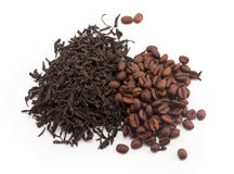 Tea and coffee Stock Photos
