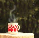 Tea or coffee cup Stock Photos