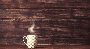 Tea or coffee cup Royalty Free Stock Photography