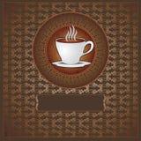 Tea coffee luxury background Stock Photos