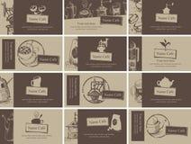 Tea and coffee Stock Image