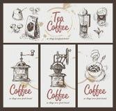 Tea coffee Stock Image