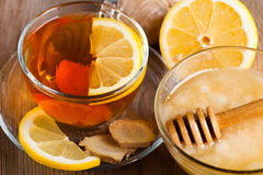 Tea for cold Royalty Free Stock Photo