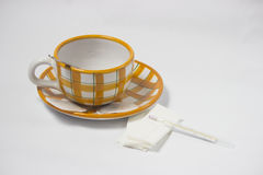 Tea for coldness. Alternative treatment for coldness - object photography royalty free stock photography