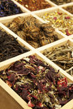 Tea collection. Royalty Free Stock Image