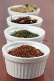 Tea collection - rooibos Royalty Free Stock Photos