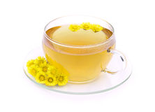 Tea Coltsfoot Royalty Free Stock Photography