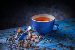 Tea composition Royalty Free Stock Photo