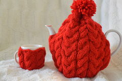 Tea Cozy Stock Photo