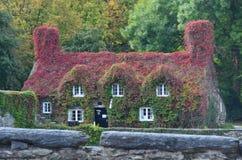 Tea Cottage stock images