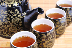 Tea culture Royalty Free Stock Image