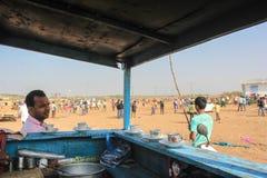 Tea culture India Stock Images