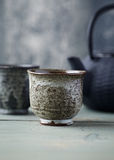 Tea Culture Stock Photos