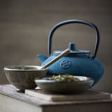 Tea Culture Stock Images