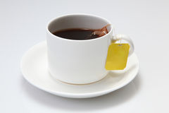 Tea cup. With tea for edge-out Stock Photo