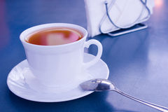 Tea in a cup Stock Image