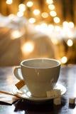 Tea in cup Stock Photos