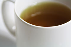 Tea cup. Classic tea cup  on white background Royalty Free Stock Photography
