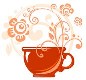 Tea cup Royalty Free Stock Photography