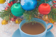 Tea cup royalty free stock photos