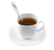 Tea in cup Stock Images