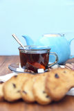 Tea in cup Royalty Free Stock Photo