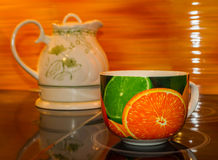 Tea cup, hot, green, white, teapot, water, liquid,. Tea cup, hot, green, white teapot water background liquid stock photos