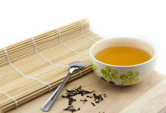 Tea in a cup Royalty Free Stock Images