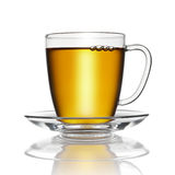 Tea Cup Isolated Stock Images