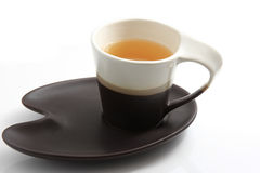 Tea cup Stock Image
