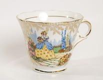 Tea cup no saucer Royalty Free Stock Photos