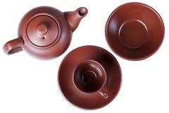 Tea, cup, saucer Stock Photography