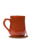 Tea cup with tea bag Stock Photography