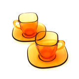 Tea cups Stock Photography