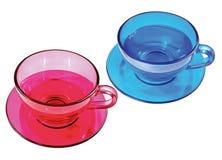 Tea cups. Stock Image