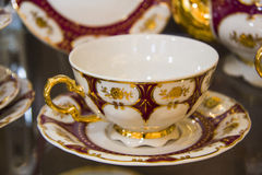 Tea cups Royalty Free Stock Image