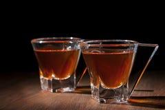 Tea cups Stock Image