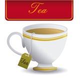 Tea design Stock Photos