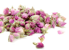 Tea of dried roses Royalty Free Stock Photos