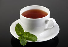 Tea drink Royalty Free Stock Image